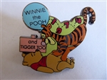 Disney Trading Pin 7437 100 Years of Dreams #29 Winnie the Pooh and Tigger Too