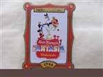 Disney Trading Pins 7438 100 Years of Dreams #30 Fantasia Poster