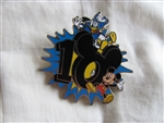 Disney Trading Pin 74439 Starter Set - 2010 - Donald and Mickey Only