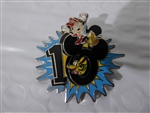 Disney Trading Pins 2010 - Minnie and Pluto