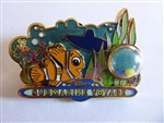 Disney Trading Pin 74449: DLR - Piece of Disney History 2 - Finding Nemo Submarine Voyage