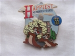 Disney Trading Pin 74736: Disneyland® Happiest Memories on Earth Collection - Chip and Dale