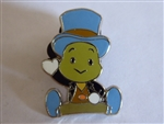 Disney Trading Pin Mini-Pin Collection - Cute Disney Animals - Jiminy Cricket