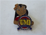 Disney Trading Pin  74968 DLR - Promotion - Disney Pin Trading 10th Anniversary - Lilo