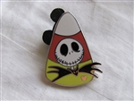 Disney Trading Pins 75134: DLR - 2010 Hidden Mickey Series - Nightmare Before Christmas Collection (Jack Skellington)