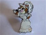 Disney Trading Pin 75136: WDW - 2010 Hidden Mickey Series - Scoop and Friends - Clarice as Eunice McGillicutty