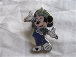 Disney Trading Pin 75137: WDW - 2010 Hidden Mickey Series - Scoop and Friends - Minnie Mouse as Beatrice Starr
