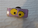 Disney Trading Pin WDW - 2010 Hidden Mickey Series - Figment - Figment's Eyes