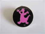 Disney Trading Pin WDW - 2010 Hidden Mickey Series - Figment - Figment's Silhouette