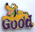 Disney Trading Pins 75163: WDW - 2010 Hidden Mickey Series - Good - Pluto