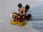Disney Trading Pin 2010 Hidden Mickey Series - Good - Mickey Mouse
