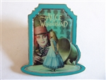 Disney Trading Pin Alice in Wonderland - Alice and Mad Hatter