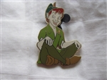 Disney Trading Pin 75438: Peter Pan