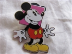 Disney Trading Pin 75877: Booster Collection - Oh Mickey! - Happy Mickey Only
