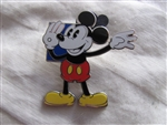 Disney Trading Pin 75878 Booster Collection - Oh Mickey! - Mickey Waving Only