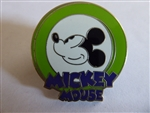 Disney Trading Pins Oh Mickey! Mystery Pouch - Green