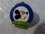 Disney Trading Pins Oh Mickey! Mystery Pouch - Blue