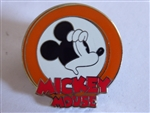Disney Trading Pins Oh Mickey! Mystery Pouch - Orange