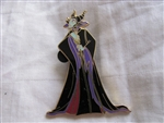 Disney Trading Pin 759: Maleficent Standing with Staff