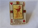 Disney Trading Pin 75919 Alice in Wonderland - Opening Day