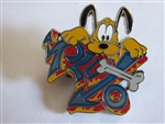 Disney Trading Pins 75950 Graffiti - Mystery Collection - Pluto Only