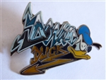 Disney Trading Pins  75953 Graffiti - Mystery Collection - Donald Duck Only