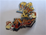 Disney Trading Pins 75954 Graffiti - Mystery Collection - Chip & Dale Only