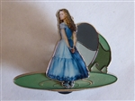 Disney Trading Pin 76213 DSF - Alice in Wonderland - Alice on Teacup