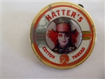 Disney Trading Pin 76214 DSF - Alice in Wonderland - Mad Hatter's Cotton Thread