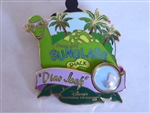 Disney Trading Pin 76629: DLR - Piece of Disney History II - Dinosaur Jack's Sunglass Shack