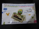Disney Trading Pin 76652 Cast Member VoluntEARS - Give a Day, Get a Disney Day - Kermit the Frog