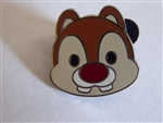 Disney Trading Pin Cute Characters - Faces  - Dale