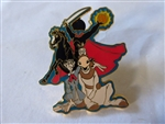 Disney Trading Pin 7686 WDW - Halloween 2001 - Ichabod Crane