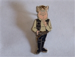 Disney Trading Pin 77122: Star Wars(TM) - Muppet Mystery Collection (Link Hogthrob as Han Solo)