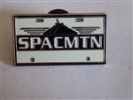 Disney Trading Pins Attraction Vehicle License Plate Frame (SPACMTN)