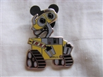 Disney Trading Pin 77148: Wall-E and Eve (Wall-E ONLY)