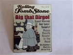 Disney Trading Pin  77331 DLR - Haunted Mansion® Magazines - Rolling Tomb Stone