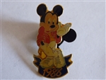 Disney Trading Pin 7740 DS - Cool Mickey 1988 (Promo Series)