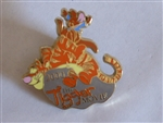 Disney Trading Pin 7754 100 Years of Dreams #49 Tigger Movie 2000