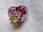 Disney Trading Pins 7761: Spain - Minnie Loves Her Teddy