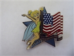 Disney Trading Pin 77708 Independence Day 2010 - Collectors Set - Tinker Bell ONLY