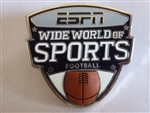 Disney Trading Pin 77761: WDW - Starter Set - ESPN Wide World of Sports Complex - American Football Only