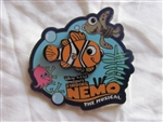 Disney Trading Pin 77765 WDW - Finding Nemo: The Musical - Logo