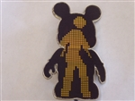 Disney Trading Pin 78085: Vinylmation Mystery Pin Collection - Urban #4 - Jumbo Collector's Set - Walk/Don't Walk