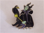 Villains Maleficent and Diablo