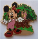 Disney Trading Pins Walt Disney World - Minnie Mouse at the Tree of Life