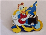 Disney Trading Pins Walt Disney World - Donald Duck at the Sorcerer's Hat