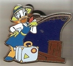 Disney Trading Pins Walt Disney World - Daisy Duck at Disney Cruise Line