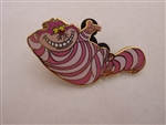 Disney Trading Pin 7887: Cheshire Cat - Lounging Around