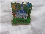 Disney Trading Pin 78898: Costco Travel - DLR - Celebrate Everyday Sleeping Beauty Castle